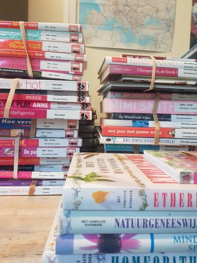 Gratis boekenpakketten